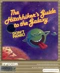 The Hitchhiker's Guide to the Galaxy per Commodore 64