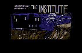 The Institute per Commodore 64