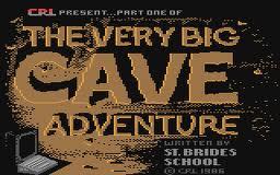The Very Big Cave Adventure per Commodore 64