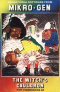 The Witch's Cauldron per Commodore 64