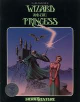 The Wizard and the Princess per Commodore 64