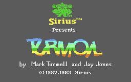Turmoil per Commodore 64