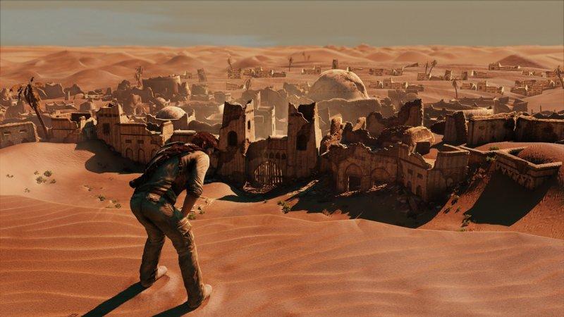 Il primo voto di Uncharted 3