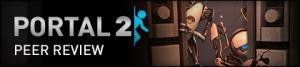 Portal 2: Peer Review per PlayStation 3