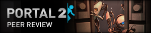 Portal 2: Peer Review per Xbox 360