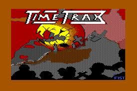 Time Trax per Commodore 64