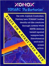 Tomarc the Barbarian per Commodore 64