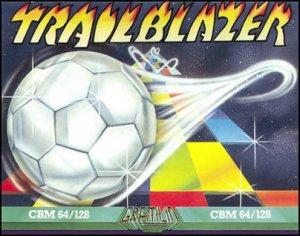 Trailblazer per Commodore 64