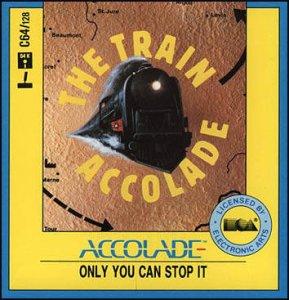 The Train: Escape to Normandy per Commodore 64