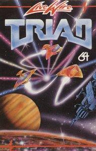 Triad Volume 1 per Commodore 64