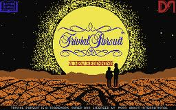 Trivial Pursuit: A New Beginning per Commodore 64