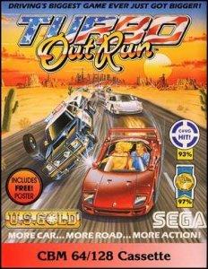 Turbo Outrun per Commodore 64