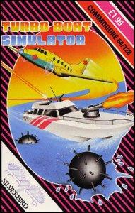 Turbo Boat Simulator per Commodore 64