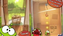 Cut the Rope - Filmato di gioco