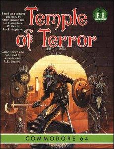 Temple of Terror per Commodore 64