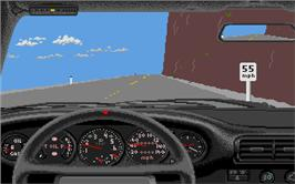 Test Drive II Car Disk: Musclecars per Commodore 64