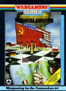 Theatre Europe per Commodore 64