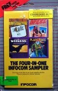 The Four-in-One Infocom Sampler per Commodore 64