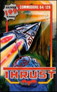 Thrust per Commodore 64