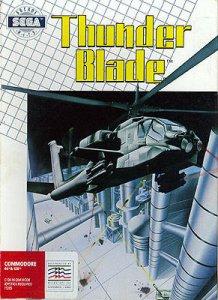 Thunder Blade per Commodore 64