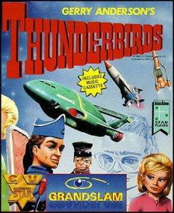 Thunderbirds per Commodore 64