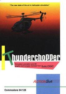 Thunderchopper per Commodore 64