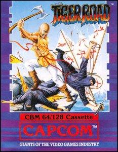 Tiger Road per Commodore 64