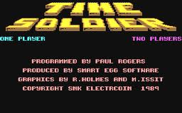 Time Soldiers per Commodore 64