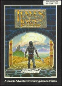 Times of Lore per Commodore 64
