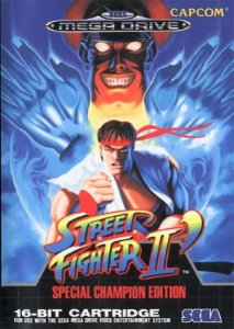 Street Fighter 2: Special Champion Edition per Sega Mega Drive