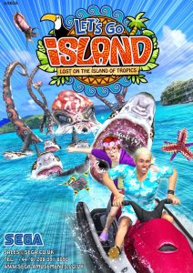 Let's Go Island: Lost on the Island of Tropics per Nintendo Wii