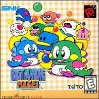 Bust a Move Pocket per Neo Geo Pocket