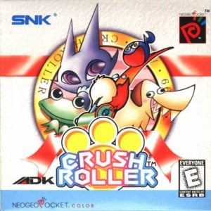 Crush Roller per Neo Geo Pocket
