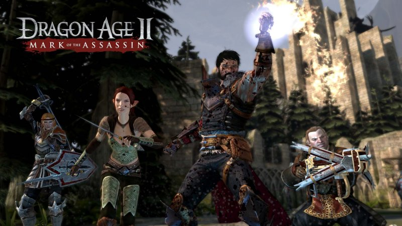 La Soluzione di Dragon Age II: Mark of the Assassin
