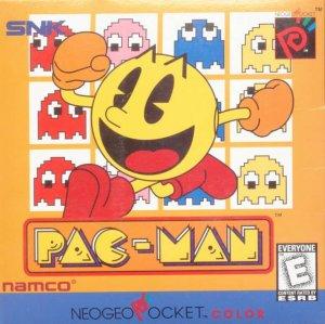 Pac-Man per Neo Geo Pocket