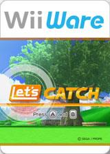 Let's Catch per Nintendo Wii