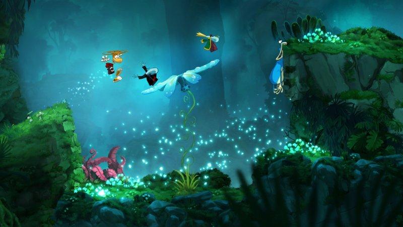 Rayman Origins disponibile da oggi nei negozi