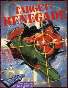 Target: Renegade per Commodore 64