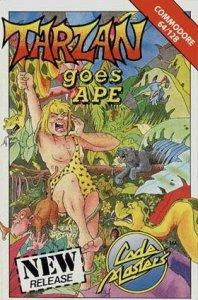 Tarzan Goes Ape! per Commodore 64