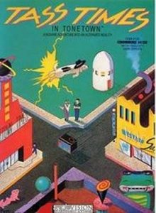 Tass Times in Tonetown per Commodore 64