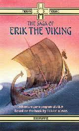 The Saga of Erik the Viking per Commodore 64
