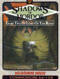 The Shadows of Mordor per Commodore 64