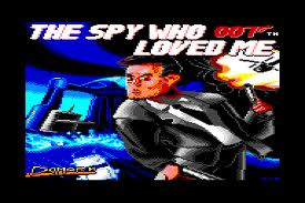 The Spy Who Loved Me per Commodore 64