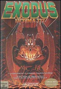 Ultima III: Exodus per Commodore 64