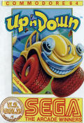 Up 'n Down per Commodore 64
