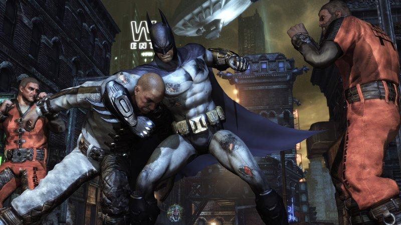 Rotto il day one per Batman: Arkham City?