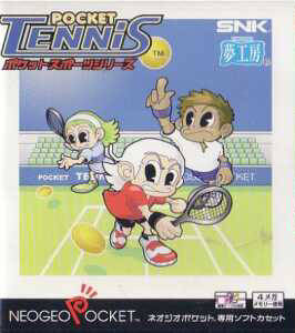 Pocket Tennis per Neo Geo Pocket