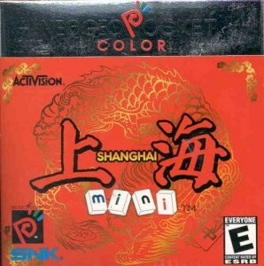 Shanghai Mini per Neo Geo Pocket