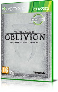 The Elder Scrolls IV: Oblivion per Xbox 360