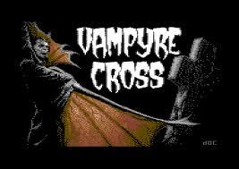 Vampyre Cross per Commodore 64